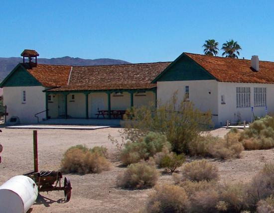 ‪‪Twentynine Palms‬, كاليفورنيا: Twentynine Palms Old Schoolhouse Museum‬