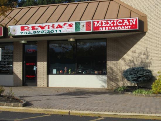 Reyna S Mexican Restaurant Tinton Falls