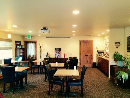 Manson, WA: Meeting/Great Room
