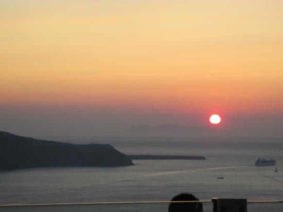 Ellinon Thea Boutique Hotel: View of Sunset