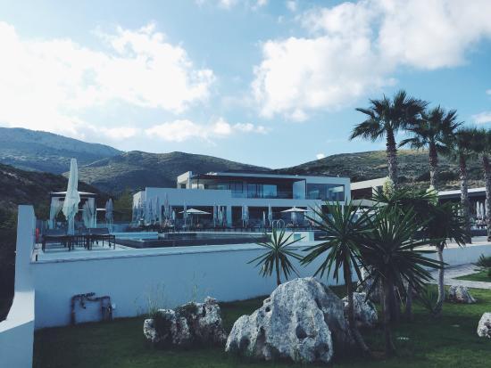 TesoroBlu Hotel & Spa: Super! Mooi, gezellig, geweldige service, op-en-top vakantie! Lekker eten, (geweldig ontbijt, vo