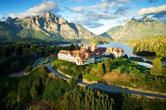 Llao Llao Hotel and Resort, Golf-Spa: aérea