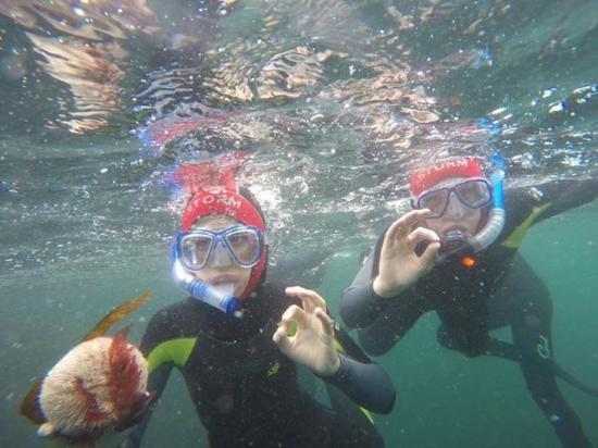 Achill Island, İrlanda: This is so much fun photo courtesy of Keem adventures