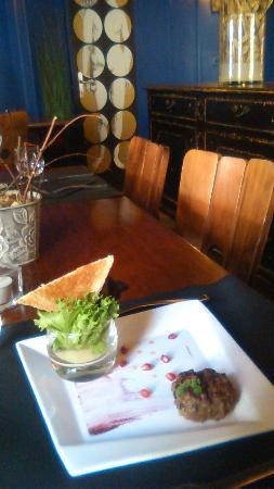 Bistronomie Desobeissance: Questa tartarina: è più bella o più buona?