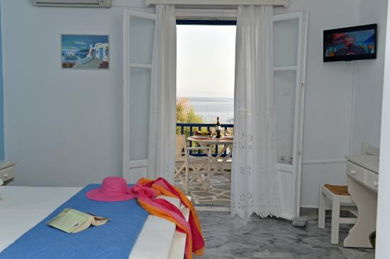 Drios, Grecia: Studio