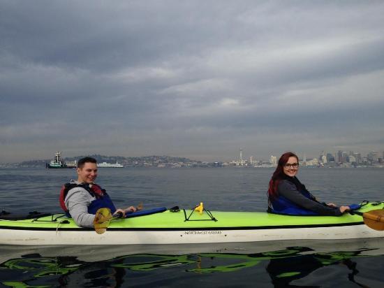Alki Kayak Tours: Kayaking with Alki Kayak