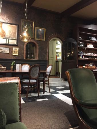 City Hotel Nieuw Minerva: Reception