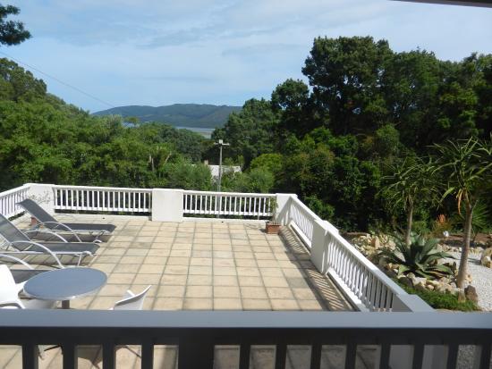 South Villa Guest House: Schöne Aussicht