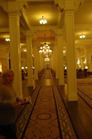 Omni Bretton Arms Inn at Mount Washington Resort: Reception at Mount Washington restaurant