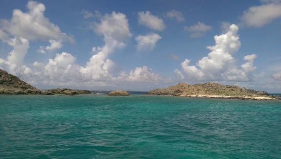 Oyster Pond, St. Maarten: Grand Case
