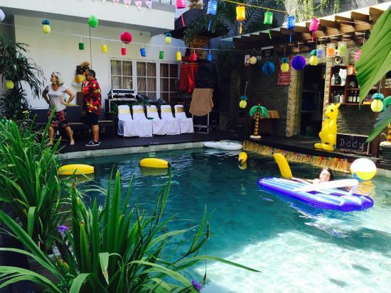 Dedy Beach INN: Pool