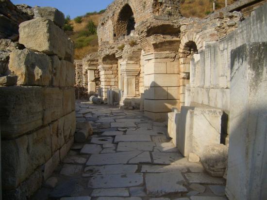 Amphitheatre - Picture of Ancient City of Ephesus, Selcuk ...