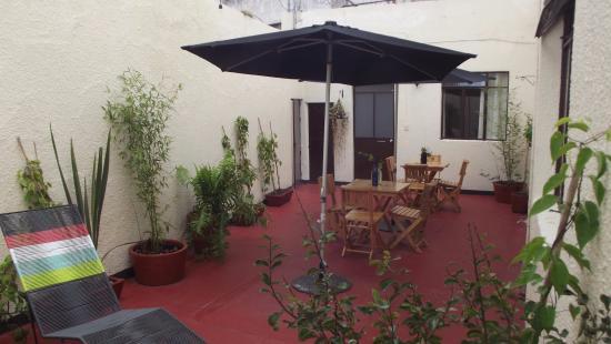 Hostel Guadalajara Centro : HOSTEL GDJ CENTRO PATIO II