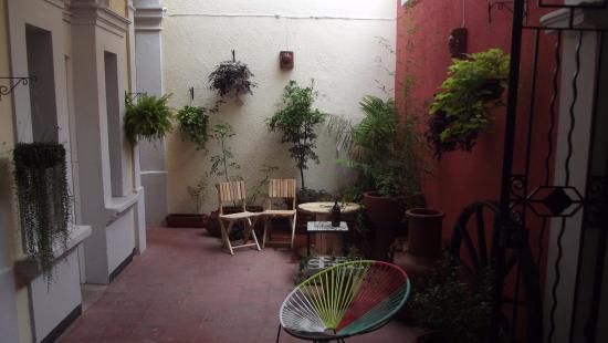 Hostel Guadalajara Centro : HOSTEL GDJ CENTRO PATIO I