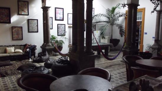 Hostel Guadalajara Centro : HOSTEL GDJ CENTRO