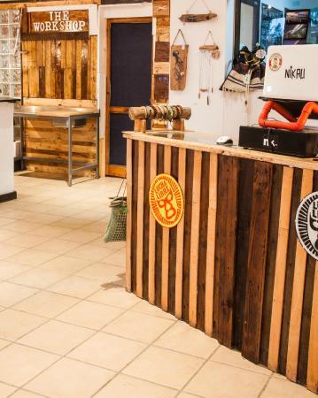 The Workshop cafe bar