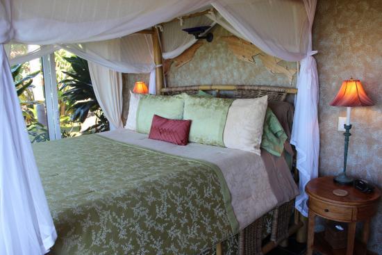 Aloha Guest House: Kohola bed