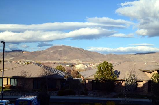 Staybridge Suites Reno Nevada: View from the room