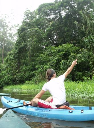 La Casona: Tour de kayak