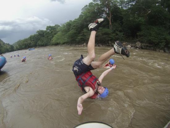 Colombia Rafting Expeditions