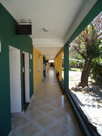Hostel Lo de Chichi: Pasillo
