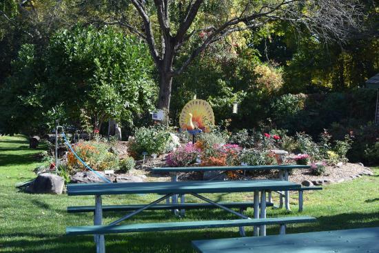 Garden at Forsyth Park
