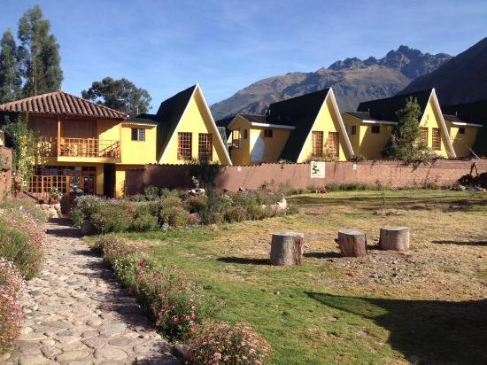 Amaru Valle Hotel: Entrada