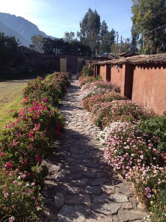 Amaru Valle Hotel: Hermosa entrada