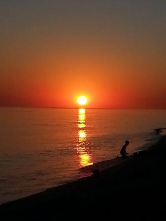 Kiva Dunes Resort: Sunset at Kiva Dunes