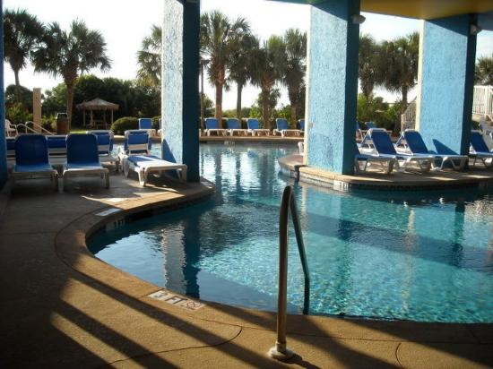 Picture of monterey bay suites myrtle beach for Pool show monterey