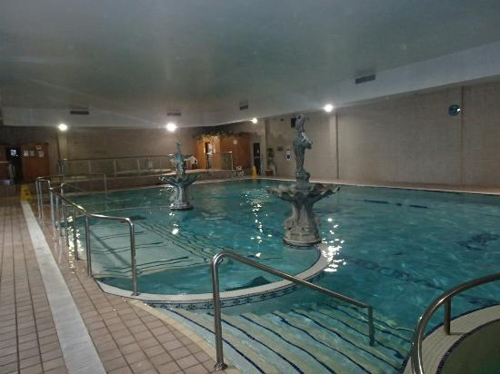 Sheldon park hotel swimming pool with whirl picture of for Western pool show 2015