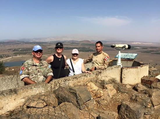 Mt Bental Overlooking Syria Picture Of Ika Schweitzer Professional