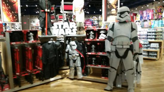 Disney outlet - Picture of Concord Mills Mall, Concord - TripAdvisor