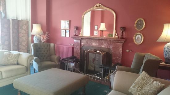 Craigroyston House and Lodge: Lounge