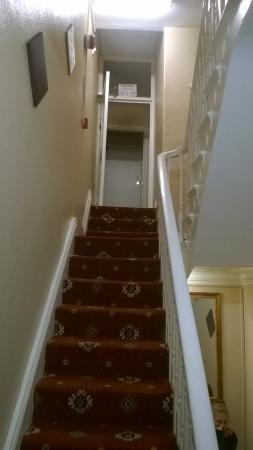 Ardwick House Hotel: hallway 2