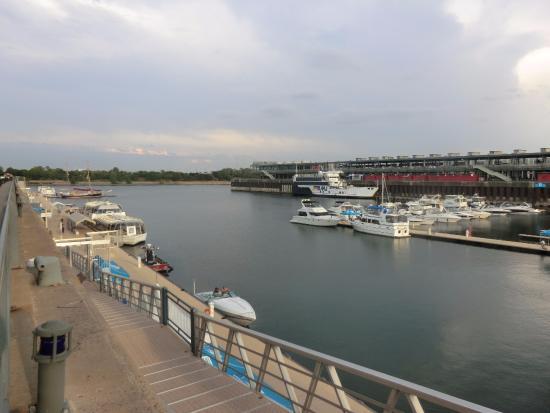 Balade de Vieux Port