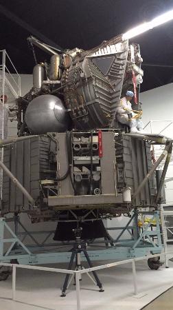Cradle of Aviation Museum: Lunar Module