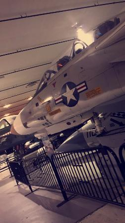 Cradle of Aviation Museum: F14 Tomcat