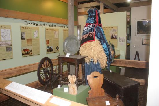 Staunton, Вирджиния: Museum.
