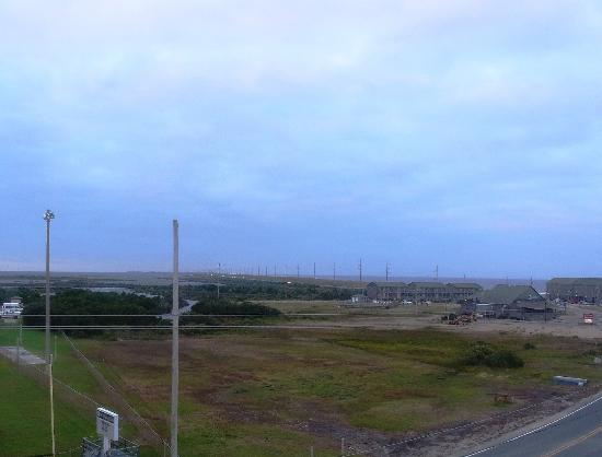 Hatteras Island Inn Buxton: View From Observation Deck 2 (looking north)