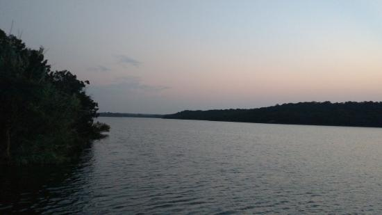 Lake Mineral Wells State Park Campground Picture