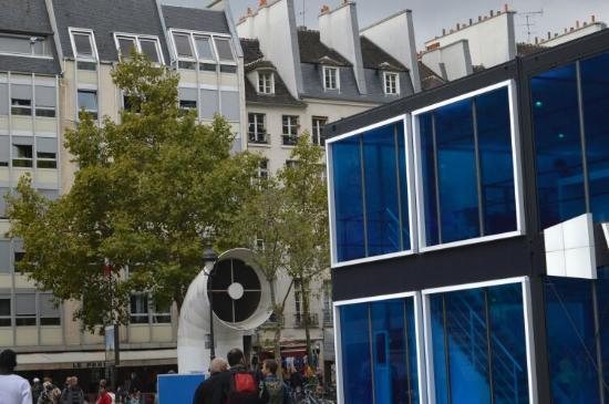 باريس, فرنسا: Centre Pompidou