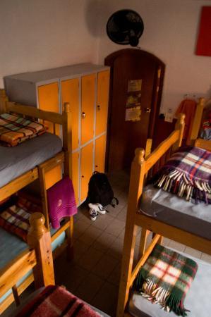 Sampa Hostel: Locker para todos os hóspedes