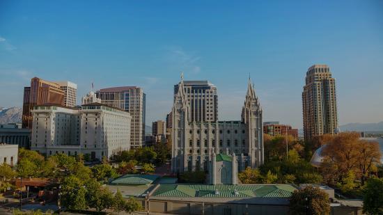 Red Lion Hotel Salt Lake Downtown: Downtown Salt Lake City