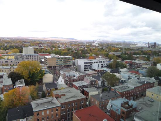 Chambre picture of hotel pur quebec quebec city for Chambre a quebec
