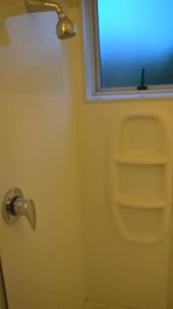 Colonial Court Motel: Shower