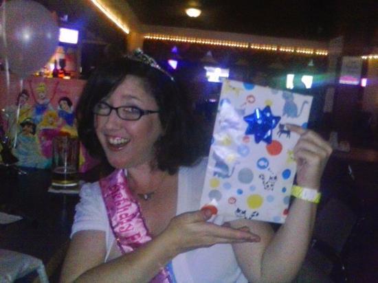 Flint, MI: Jennifers 40th birthday at JWs fall 2014
