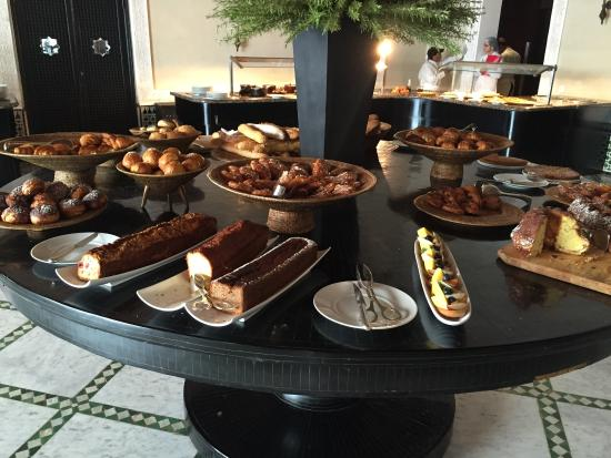 Part Of Breakfast Buffet  Photo De La Mamounia Marrakech Marrakech