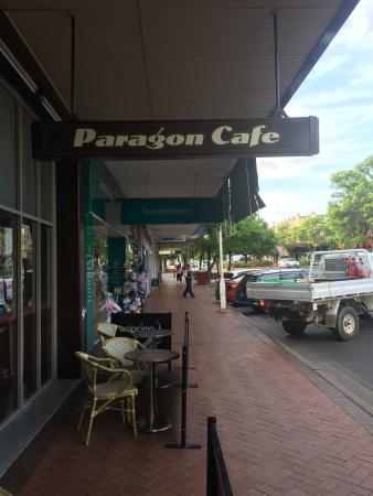 Paragon Cafe Parkes