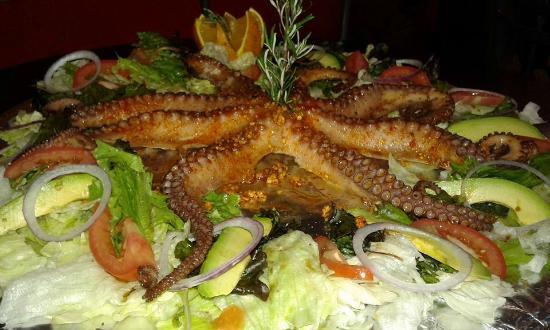Restaurant bar Santander